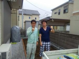 埼玉県さいたま市の芝生の管理業者 TM9専門店