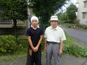 埼玉県川越市の庭木剪定業者