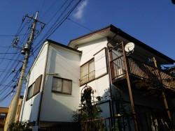 埼玉県富士見市伐採工事 柿の木の伐採 電線にかかりそう 作業後